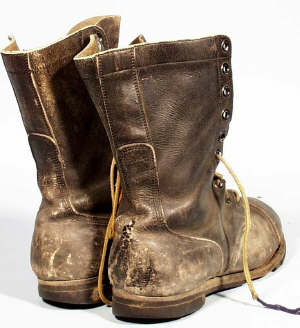 Vintage military boots - some questions | Styleforum